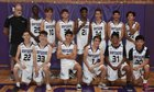 Rincon/University Rangers Boys Freshman Basketball Winter 18-19 team photo.