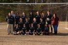 Thomson Bulldogs Girls Varsity Soccer Spring 17-18 team photo.