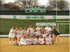 A.L. Brown Wonders Girls Varsity Soccer Spring 17-18 team photo.