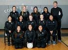 Cossatot River Eagles Girls Varsity Soccer Spring 17-18 team photo.
