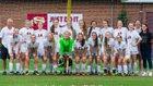 South Stokes Sauras Girls Varsity Soccer Spring 17-18 team photo.