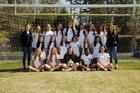 Central Arkansas Christian Mustangs Girls Varsity Soccer Spring 17-18 team photo.