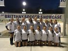 Ashley Screaming Eagle Girls Varsity Soccer Spring 17-18 team photo.