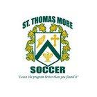 St. Thomas More Sabers Girls Varsity Soccer Spring 17-18 team photo.