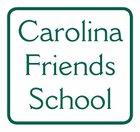 Carolina Friends Quakers Girls Varsity Soccer Spring 17-18 team photo.
