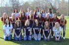Forbush Falcons Girls Varsity Soccer Spring 17-18 team photo.