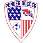 Pender Patriots Girls Varsity Soccer Spring 17-18 team photo.
