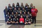 Belvidere North Blue Thunder Girls Varsity Soccer Spring 17-18 team photo.