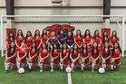 Northside Grizzlies Girls Varsity Soccer Spring 17-18 team photo.