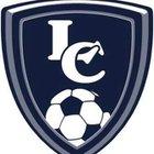 Lamar County Trojans Girls Varsity Soccer Spring 17-18 team photo.
