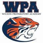 Wilson Prep Academy Tigers Girls Varsity Soccer Spring 17-18 team photo.