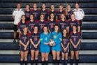 Providence Day Chargers Girls Varsity Soccer Spring 17-18 team photo.