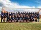 Crested Butte Titans Girls Varsity Soccer Spring 17-18 team photo.
