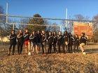 Lakeside Beavers Girls Varsity Soccer Spring 17-18 team photo.
