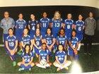 Star City Bulldogs Girls Varsity Soccer Spring 17-18 team photo.