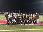 Jonesboro Hurricane Girls Varsity Soccer Spring 17-18 team photo.