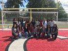 Hope Bobcats Girls Varsity Soccer Spring 17-18 team photo.