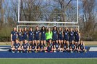 Little Rock Christian Academy Warriors Girls Varsity Soccer Spring 17-18 team photo.