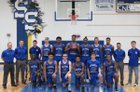 Sulphur Springs Wildcats Boys Varsity Basketball Winter 18-19 team photo.