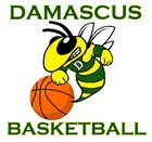 Damascus Hornets Boys Varsity Basketball Winter 18-19 team photo.