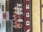 Beebe Badgers Boys Varsity Basketball Winter 18-19 team photo.