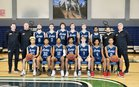 College Park Cavaliers Boys Varsity Basketball Winter 18-19 team photo.