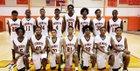 Dermott Rams Boys Varsity Basketball Winter 18-19 team photo.