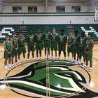 West Brunswick Trojans Boys Varsity Basketball Winter 18-19 team photo.