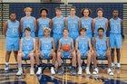 Hoggard Vikings Boys Varsity Basketball Winter 18-19 team photo.