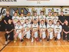 Winterset Huskies Boys Varsity Basketball Winter 18-19 team photo.
