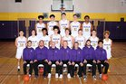 Puyallup Vikings Boys Varsity Basketball Winter 18-19 team photo.