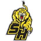 St. Helens Lions Boys Varsity Basketball Winter 18-19 team photo.