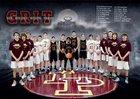 Laramie Plainsmen Boys Varsity Basketball Winter 18-19 team photo.