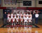 King Wolves Boys Varsity Basketball Winter 18-19 team photo.