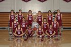 Sacred Heart Prep Gators Boys Varsity Basketball Winter 18-19 team photo.