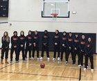 Lakewood Tigers Boys Varsity Basketball Winter 18-19 team photo.