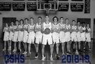 Cactus Shadows Falcons Boys Varsity Basketball Winter 18-19 team photo.