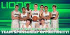 Family Christian Academy Lions Boys Varsity Basketball Winter 18-19 team photo.