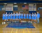 Norco Cougars Boys Varsity Basketball Winter 18-19 team photo.