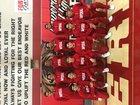 Imperial Tigers Boys Varsity Basketball Winter 18-19 team photo.