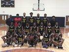 Jacksonville Lighthouse Wolves Boys Varsity Basketball Winter 18-19 team photo.