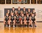 Canton Academy Panthers Boys Varsity Basketball Winter 18-19 team photo.