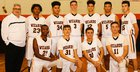West Warwick Wizards Boys Varsity Basketball Winter 18-19 team photo.