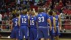 Buna Cougars Boys Varsity Basketball Winter 18-19 team photo.