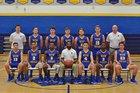 West Seneca West Indians Boys Varsity Basketball Winter 18-19 team photo.