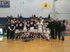 Union City Soaring Eagles Boys Varsity Basketball Winter 18-19 team photo.