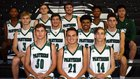 Pine Crest Panthers Boys Varsity Basketball Winter 18-19 team photo.