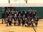International Prep at Grover Presidents Boys Varsity Basketball Winter 18-19 team photo.