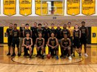 Marcos de Niza Padres Boys Varsity Basketball Winter 18-19 team photo.