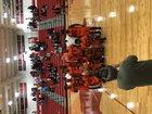 Warren Lumberjacks Boys Varsity Basketball Winter 18-19 team photo.